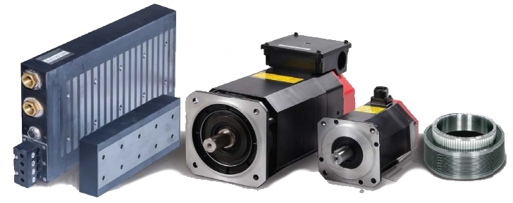 FANUC Servo and Spindle Motors
